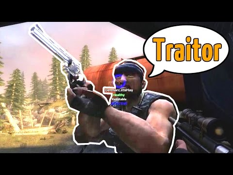 TROUBLE IN TERRORIST TOWN - Was wollte GLP ? - Let's Play Garry's Mod TTT - auf gamiano.de