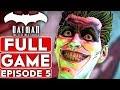 Batman Telltale Season 2 Episode 5 Gameplay Walkthrough Part 1 Full Game 1080p