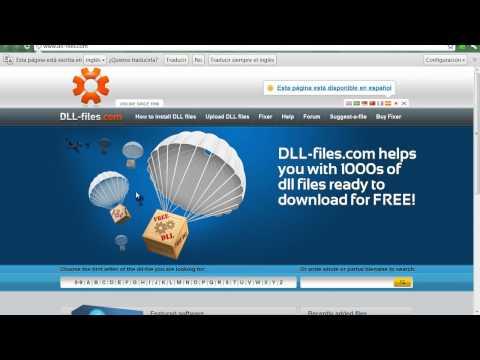 Descarga archivos .DLL Faltantes de juegos[PC] (unico )