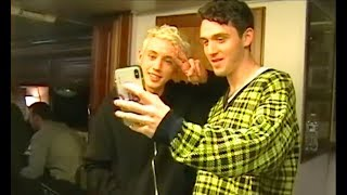 Lauv & Troye Sivan - i'm so tired... [Behind The Scenes of the Music Video]