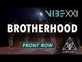 [1st Place] Brotherhood | VIBE XXII 2017 [@VIBRVNCY Front Row 4K] #vibedancecomp Mp3