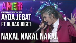 download lagu Anugerah Meletop Era 2017: Ayda Jebat Ft. Budak Joget gratis