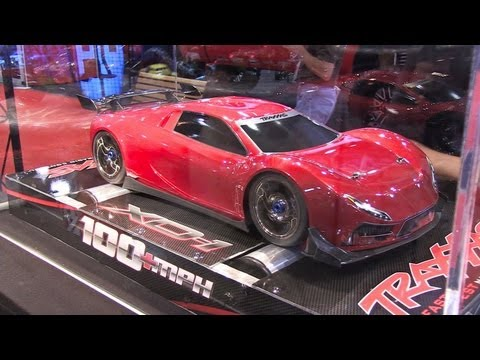 100mph RC Car - Traxxas - SEMA 2012