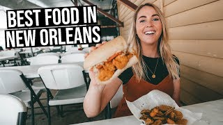 We Tried The Best Authentic Food in New Orleans, Louisiana