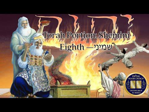 2021 Virtual House Church - Bible Study - Week 26: Sh'mini