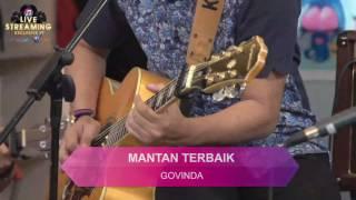 Govinda - Mantan Terbaik (Live Akustik cumicumi.com)
