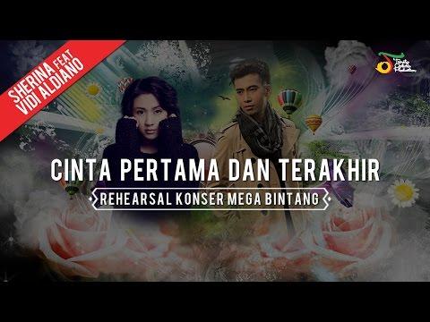 Sherina ft. Vidi Aldiano - Cinta Pertama Dan Terakhir (Rehearsal Konser Mega Bintang)