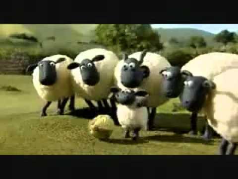 Shaun The Sheep - Off The Baa خروف شون ذا شيب رائع video