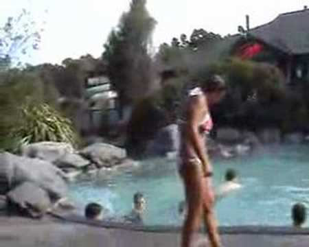 Hanmer Springs Thermal Pools Part 1/2
