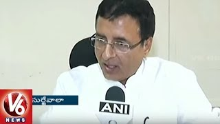 Randeep Surjewala: Congress Never Hired Cambridge Analytica