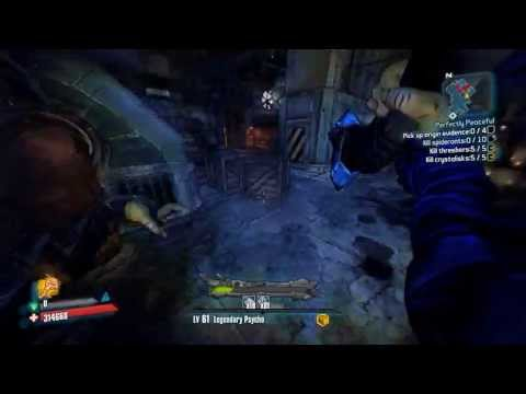 Borderlands 2: Meat the Butcher v2 - A Krieg/Psycho Build