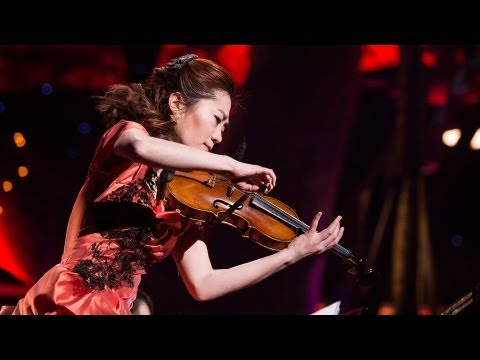 Ji-Hae Park: The violin, and my dark night of the soul