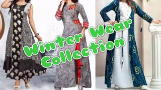 Winter Wear Collection 2018-2019 | Indian and Pakistani Dresses |