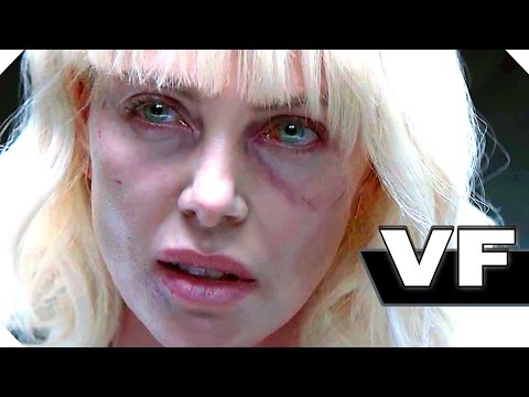 ATOMIC BLONDE - NOUVELLE Bande Annonce VF (Charlize Theron - 2017) streaming vf