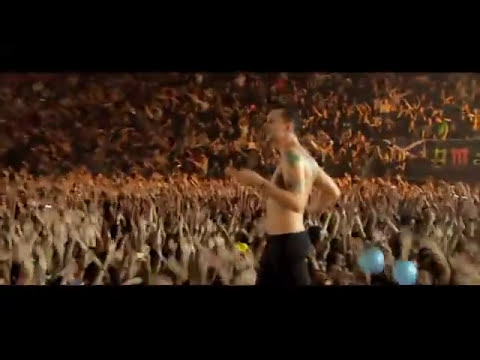 Depeche Mode - Never Let Me Down Again Live In Barcelona 2009