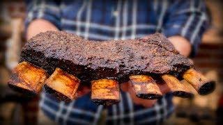 Smoked Beef Ribs Juicy & Tender - Easy Recipe