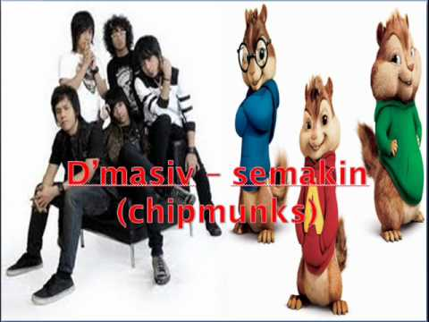 Dmasiv - semakin ( Alvin And The Chipmunks )