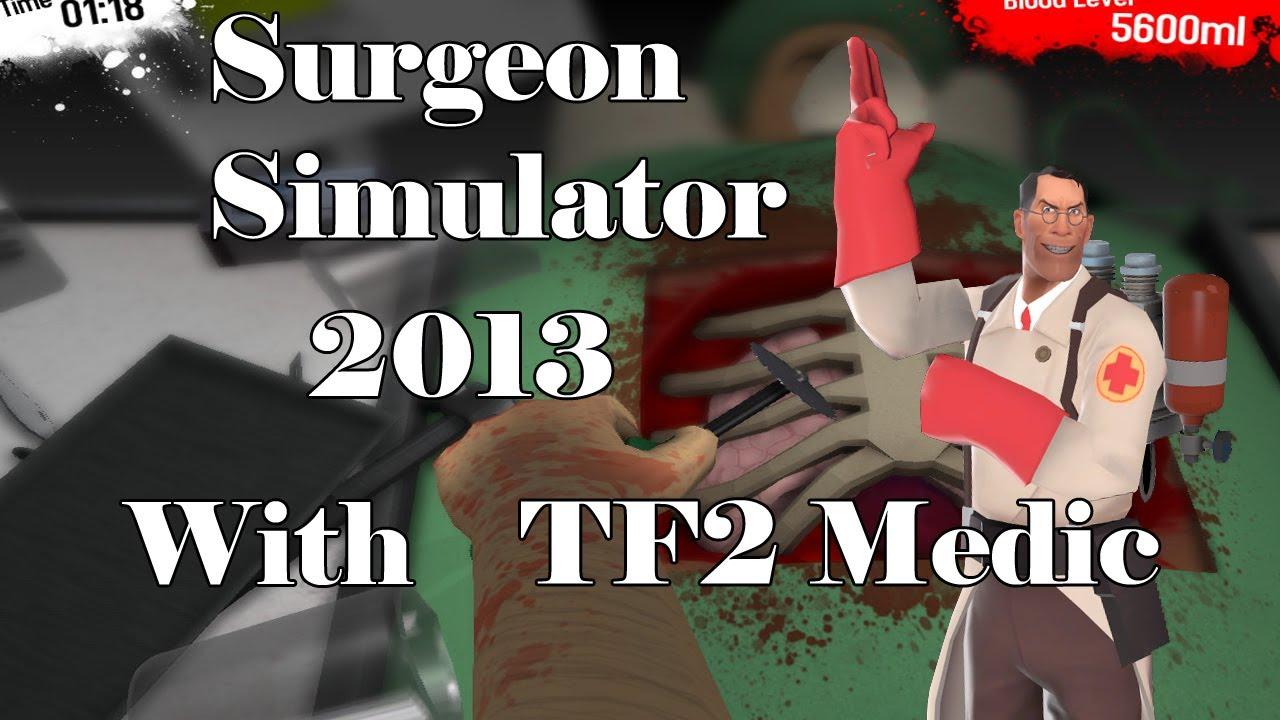 surgeon simulator 2013 free
