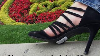 Wearing Heels in Public