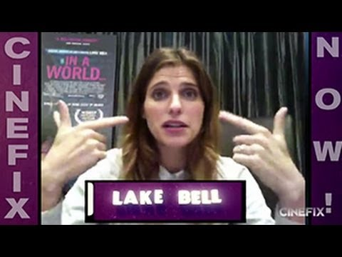 Lake Bell's Best List - Top Movie Trailers with In A World