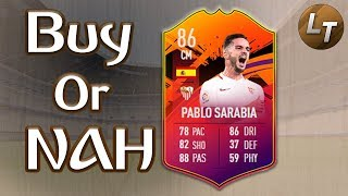 Headliner Sarabia!  |  Buy or Nah  |  FIFA 19 Player Review Series