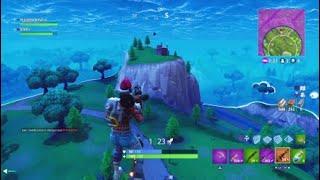 Insane rocket ride sniper kill