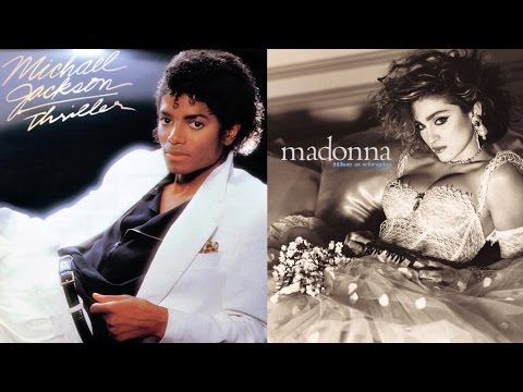 Top 10 Important Albums in Pop Music History