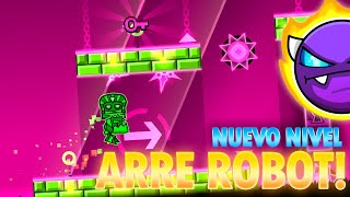"""ARRE ROBOT"" por IZhar - Easy Demon? - Geometry Dash"