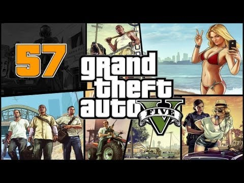 Прохождение Grand Theft Auto V (GTA 5) — Часть 57: Могила в Северном Янктоне / Комиссионные