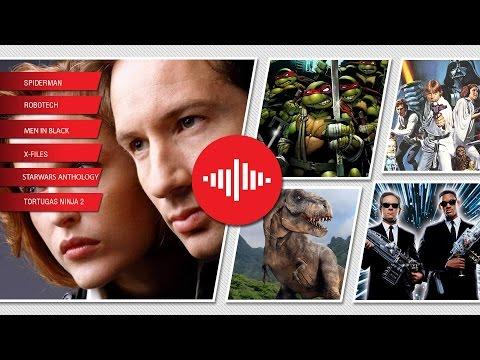 Noticias sobre: Spiderman, Robotech, Mib, Xfiles, Starwars, Jurassic World, Tortugas Ninja