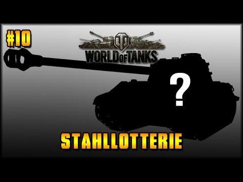 World of Tanks - Stahllotterie - Sag Stop! #10  [ deutsch
