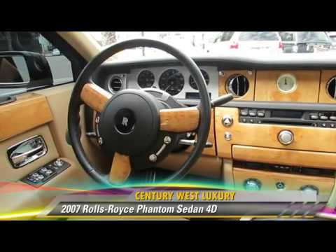 Used 2007 Rolls-Royce Phantom - Studio City