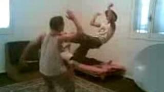 مواهب ليبية رقص ليبى