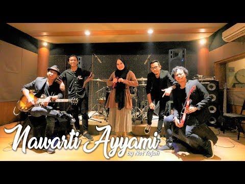 Download  NAWARTI AYYAMI Not Tujuh cover Gratis, download lagu terbaru