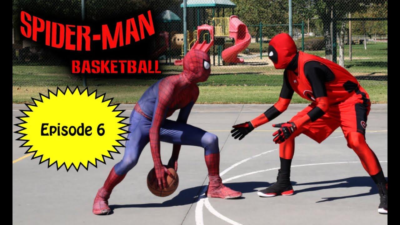 漫威英雄籃球賽開打!蜘蛛人VS死侍