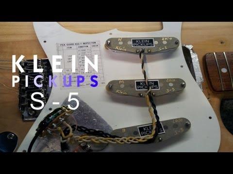 KLEIN Pickups  S-5