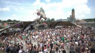 Tomorrowland Belgium 2016 | Jonas Blue ft. Dakota