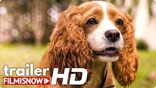 LADY AND THE TRAMP Trailer #2 NEW (2019) | Disney+ Live Action Movie