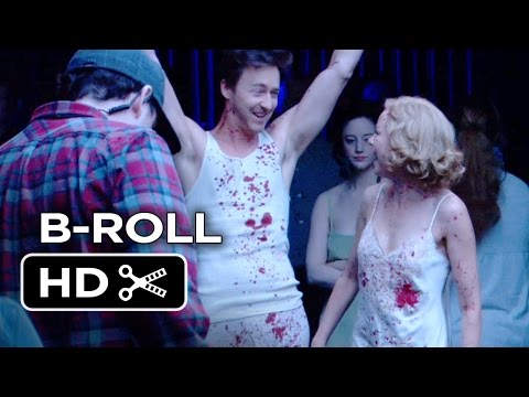 Birdman B-ROLL 1 (2014) - Edward Norton, Naomi Watts Movie HD