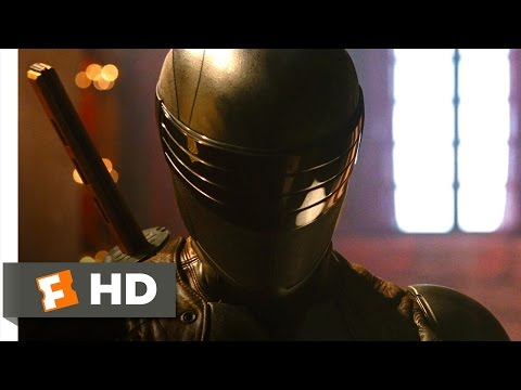 G I Joe Retaliation 4 10 Movie Clip Ninja Vs