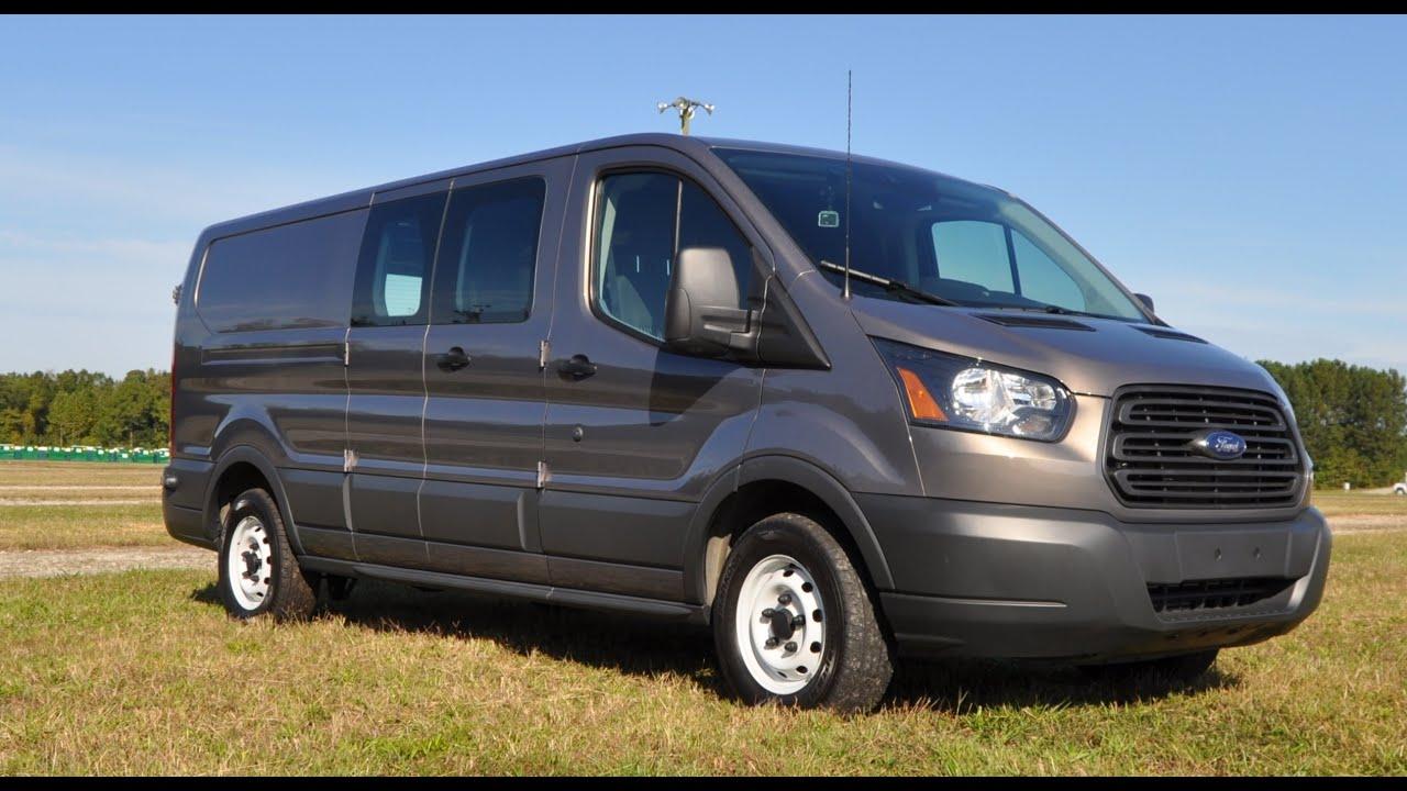 road test review 2015 ford transit 350 lwb low roof ecoboost youtube. Black Bedroom Furniture Sets. Home Design Ideas