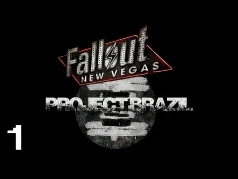 Fallout New Vegas Mods: Project Brazil - Part 1