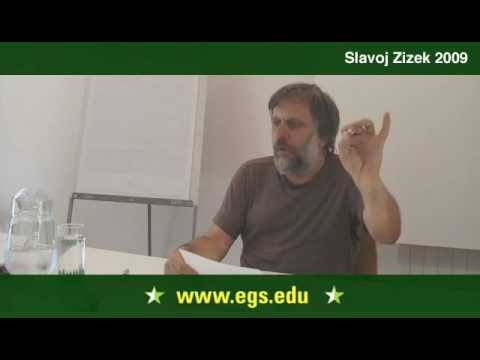 Slavoj Žižek. The Return To Hegel. 2009 7/16