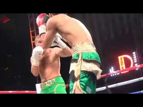 Fedor Papazov vs Miguel Gonzalez, November 6, 2015