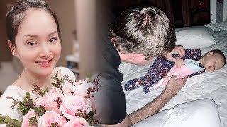 Hành động BẤT NGỜ của chồng Lan Phương với con gái trong ngày Valentine khiến ai cũng NGỠ NGÀNG!
