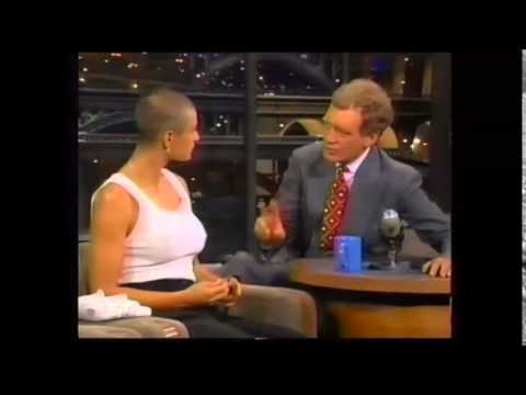 Demi Moore Striptease Full Interview On Late Show July 1996 video