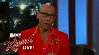 RuPaul on Getting into Drag & Owning a Ranch