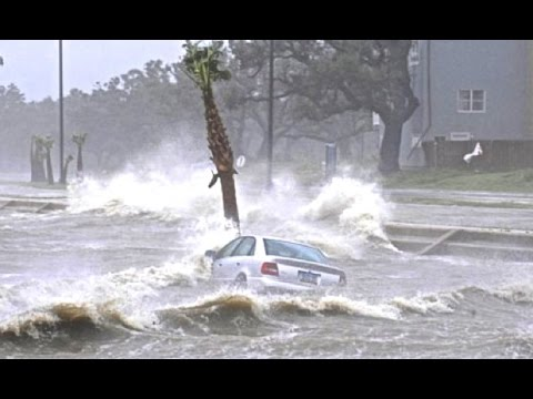 Typhoon Phanfone Landfall & Hits Tokyo Japan Hurricane - Tropical Storm in Osaka 10/6/2014!!!