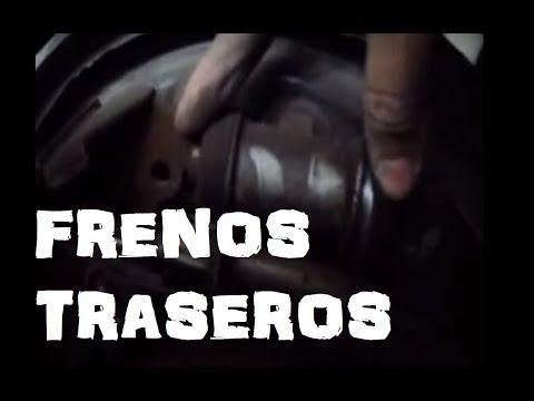 REVISION FRENOS TRASEROS