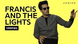 Francis And The Lights 34 May I Have This Dance 34 Official Meaning Verified